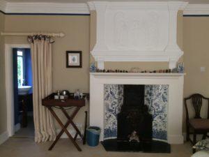 A Splendid Fireplace