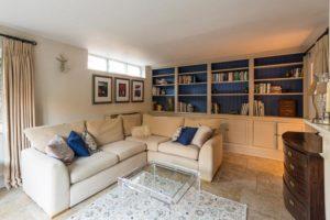 At the Grange - Living Room