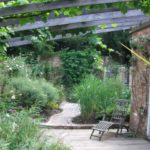 At the Grange - The beautiful cottage garden