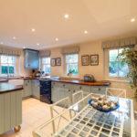 At the Grange - Kitchen