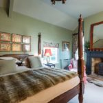 Master Bedroom of the Cottage