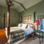 At the Grange - Master Bedroom