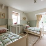 At the Grange - The second bedroom of the cottage
