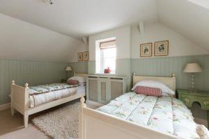 At the Grange - Bedroom 2