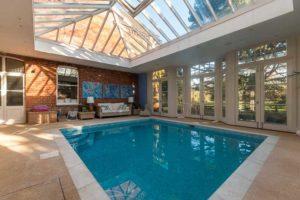 At the Grange - Swimming Pool