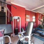 At the Grange - Gym